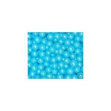 Голубые шарики 4 мм 50 грамм