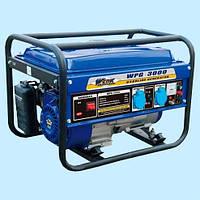 Генератор бензиновый WERK WPG 3000 (2.2 кВт)