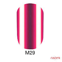 Гель-лак Naomi Metallic Collection M29, 6 мл