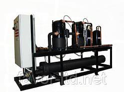 Холодильный агрегат для охлаждения жидкости Чиллер