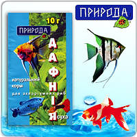Природа Корм для рыб и черепах Дафния