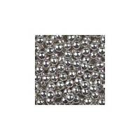 Серебряные шарики 4 мм 50 грамм