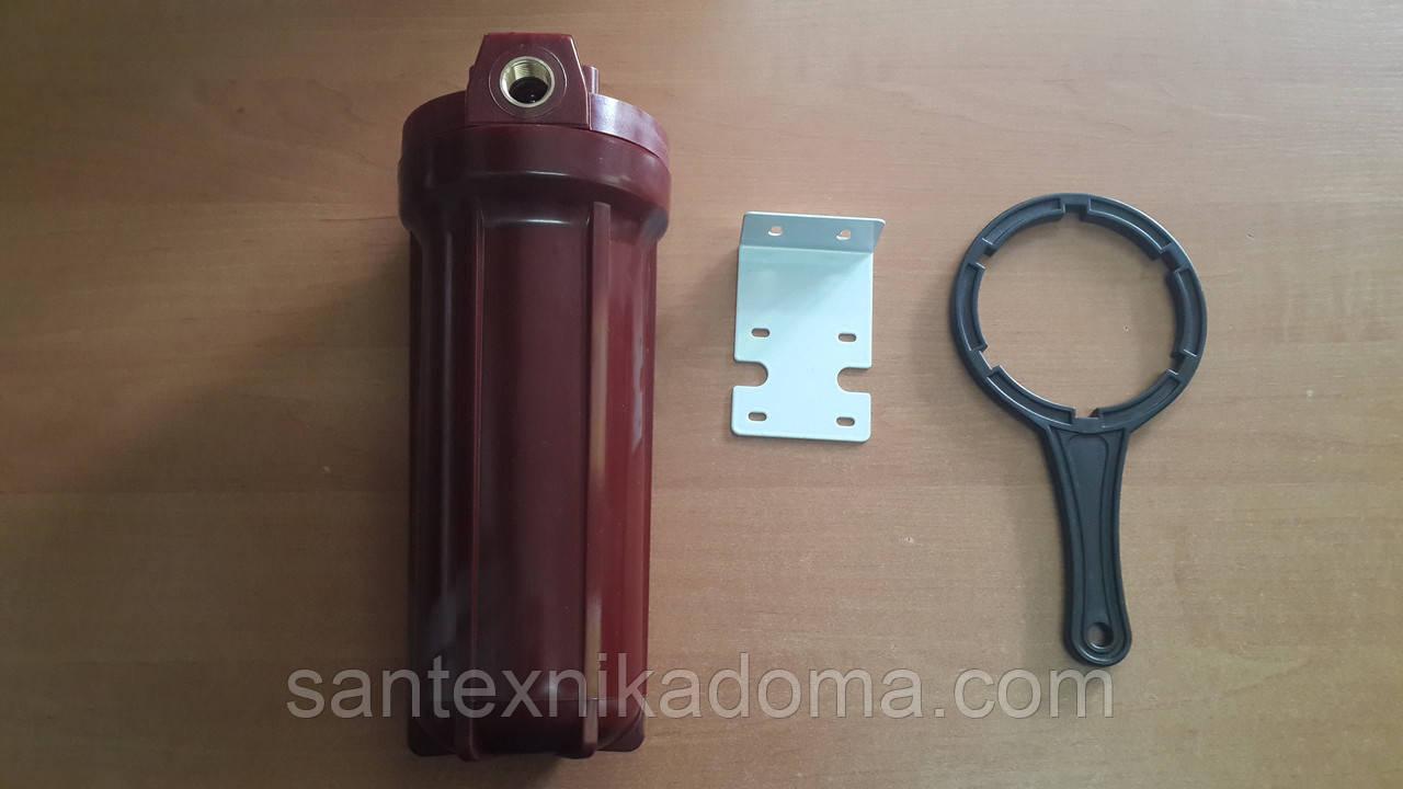 """Корпус фильтра для гарячей воде Aquafilter 1/2"""" - WF-HOT-10 12  (Польша)"""