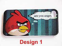 Чехол iphone 4/4S - Angry Birds (10 дизайнов на выбор)