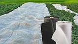 Черный спанбонд 50г/м.пог ширина 1.6м, фото 5