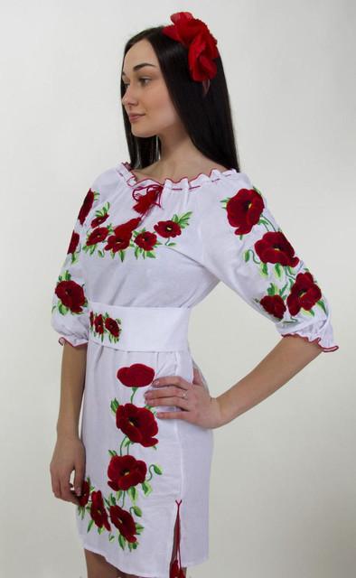 Женские вышиванки и этнические блузы