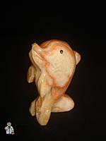 Дельфин из оникса (6.5 см.)
