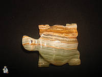 Черепаха из оникса (7 см.)