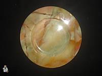 Тарелка из оникса (20 см.)