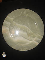 Блюдо из оникса (30 см.)