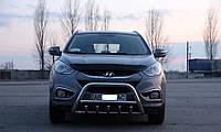 Передняя дуга (кенгурятник) Hyundai IX35