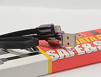 USB-кабель для iPhone 5, 5S, 6 ,6S, 6 plus Remax 1м Data-кабель