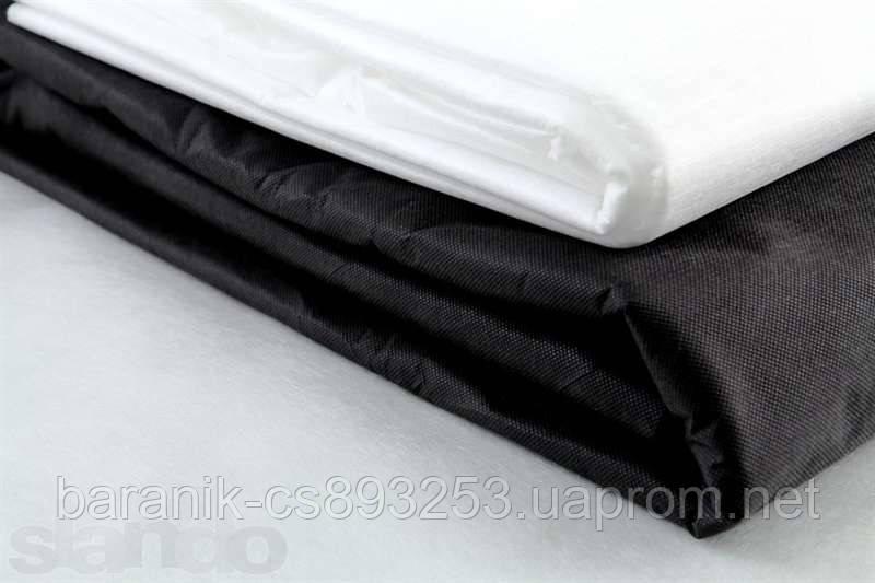 Агроволокно 100г/кв.м ширина 1.07м. рулон 50(чорне)