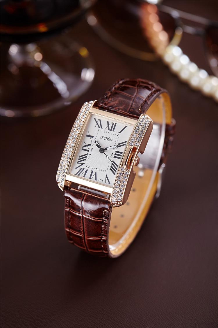 Часы женские наручные  Angel brown