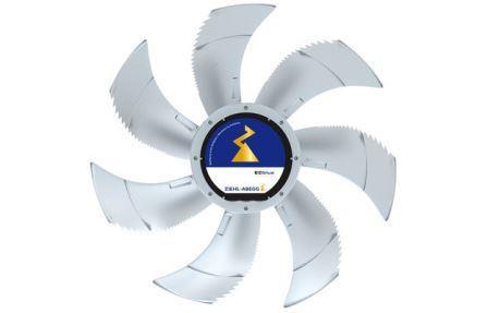 Осьовий вентилятор FN025-4EK.W8.V7