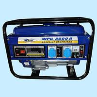 Генератор бензиновый WERK WPG 3600А (2.5 кВт)