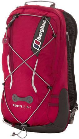 Красный дорожный рюкзак Berghaus Remote II 8+4, 20260RCP, 12 л.