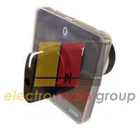 Перемикач пакетний типу ПкП Е9 16А/2,823(1-0-3 полюса)