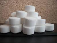 Соль таблетированная в мешках по 25 кг (Украина)