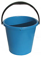 Ведро пластмассовое 10 литровое цветное
