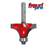 Фреза концевая для скругления ПВХ кромки 34-10106 R=2 Freud хв. 6 мм