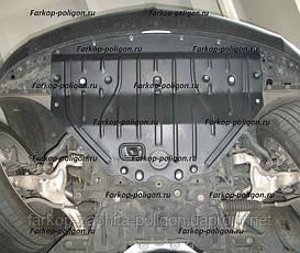 Защита картера INFINITI EX37 v-3,5;3,7 АКПП с-2007 г.