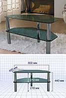 Стеклянный стол S12, фото 1