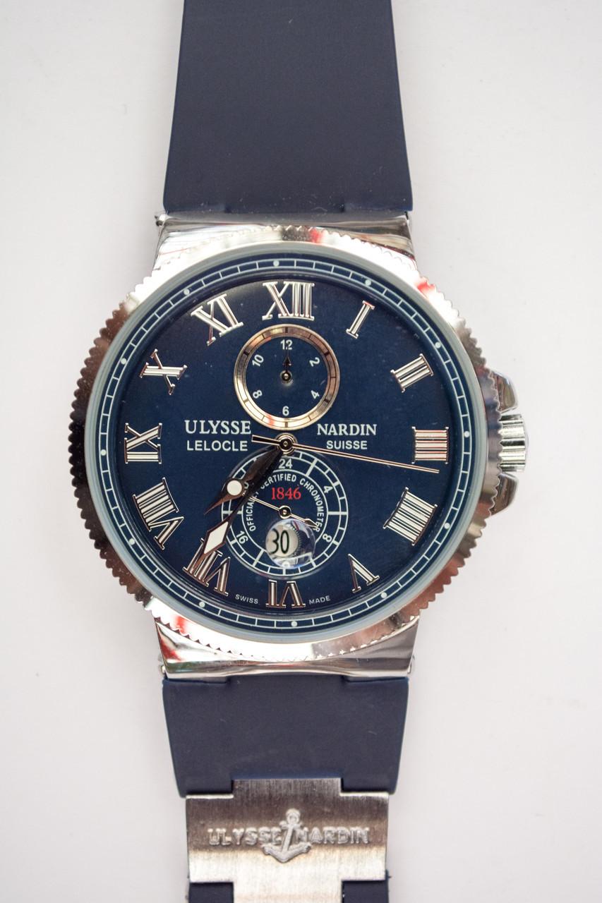 Наручные часы ulysse nardin механические женские наручные золотые часы с браслетом