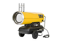 Дизельный нагреватель воздуха master bv 170 e