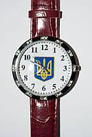 Женские наручные часы с гербом Украины