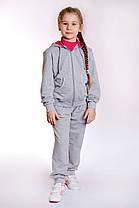 Спортивный костюм для девочки малиновый