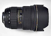 Объектив Tokina AT-X PRO FX 16-28mm f/2.8 для Canon ( на складе )