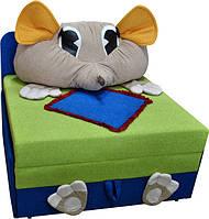 Детский диванчик малютка Мышка