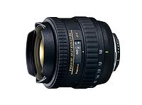 Объектив Tokina AT-X DX 10-17mm f/3.5-4.5 Fisheye для Canon ( на складе )