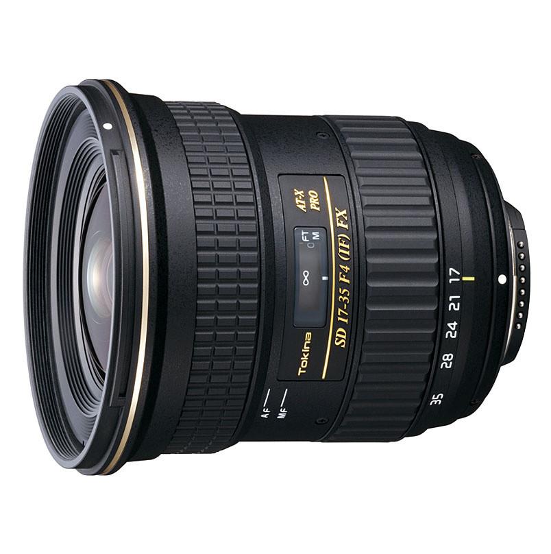 Объектив Tokina AT-X Pro 17-35mm f/4 для Canon ( на складе )