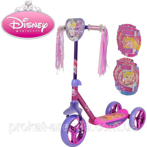 Самокат Disney