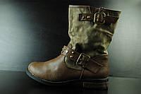 Удобные женские ботинки