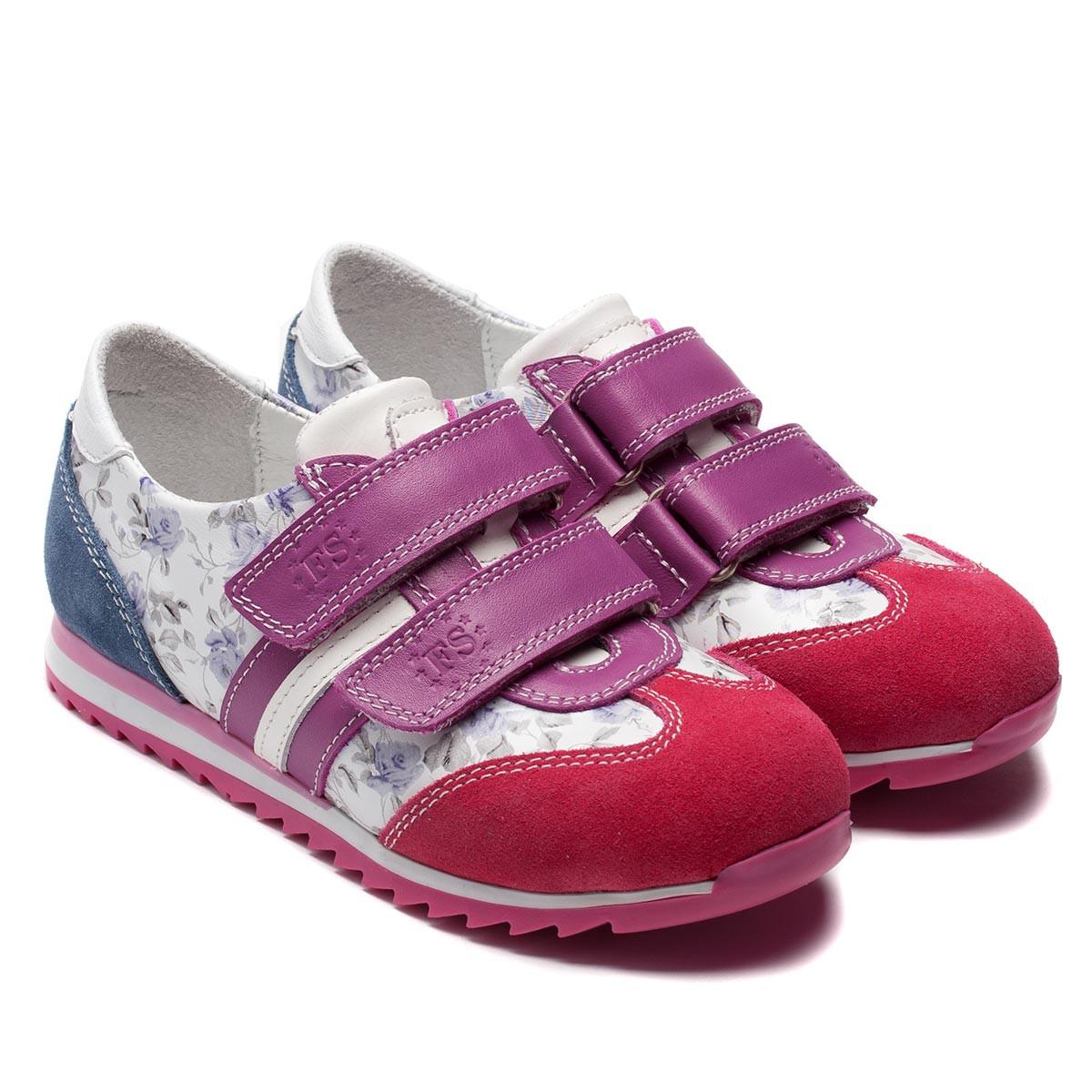 Ортопедические кроссовки FS Сollection для девочки, размер 20-30