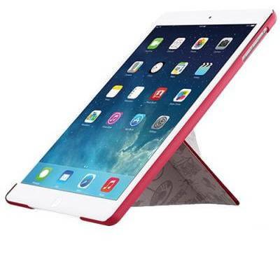 """Эффектный чехол """"Токио"""" для планшета 9.7"""" OZAKI O!coat-Travel iPad Air/Air 2 (Tokyo) OC111TK*"""