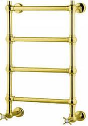 Полотенцесунитель водяной Bugnatese 720x480 REVDO180 золото