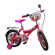 Дитячий велосипед Еver after high