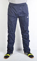 Брюки мужские  спортивные Adidas плащевка, фото 2