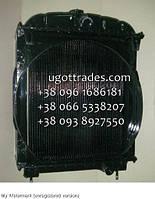 Радиатор водяной ЮМЗ в сборе 45-1301.006