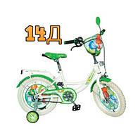 Велосипеды 14 дюймов (от 3-х до 6-ти лет)