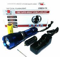 Подводный фонарь Police 8766 Т6 50000W