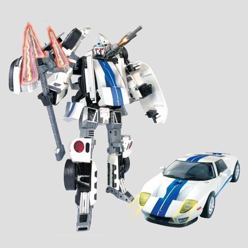 Робот-трансформер — FORD GT (1:12). Арт.51020 r