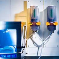 ИнтегралКОМПАКТ | Инновационные дозировочные устройства для профессиональных посудомоечных машин