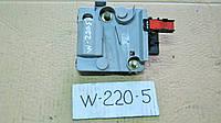 Соединитель проводов АКБ Mercedes W220 S-Class 320 CDI 2003 г.в. A2205460541 / 2205460541