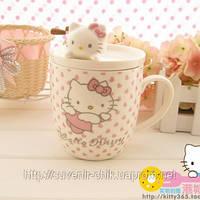 Чашка Китти (фигурка)