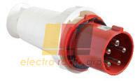 Вилка переносна ВП 63А/5 3р+N+PE (035)